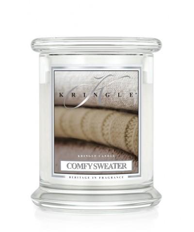 Comfy Sweater - Wygodny Sweter (Świeca Średnia 2 Knoty)