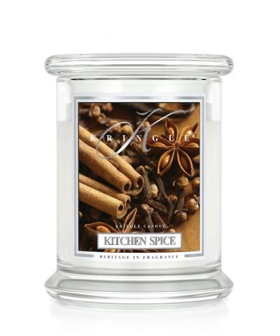 Kitchen Spice - Przyprawy Kuchenne (Świeca Średnia 2 Knoty)