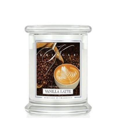 Vanilla Latte - Waniliowe Latte (Świeca Średnia 2 Knoty)