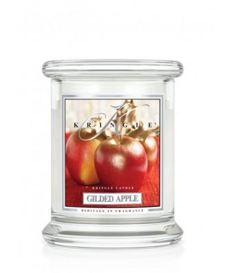 Gilded Apple - Złocone Jabłko (Mała Świeca)