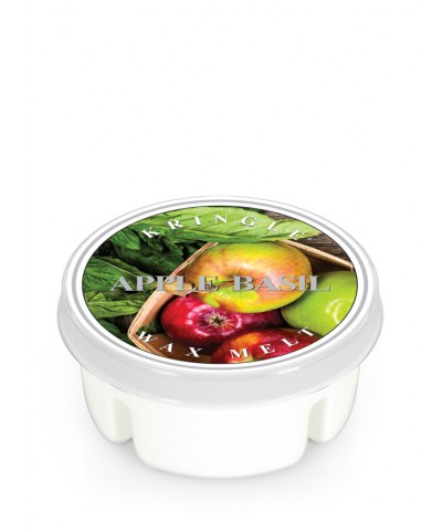 Apple Basil - Jabłko i Bazylia (Wosk Zapachowy)