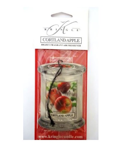Cortland Apple - Jabłko Cortland (Zapach Do Samochodu)