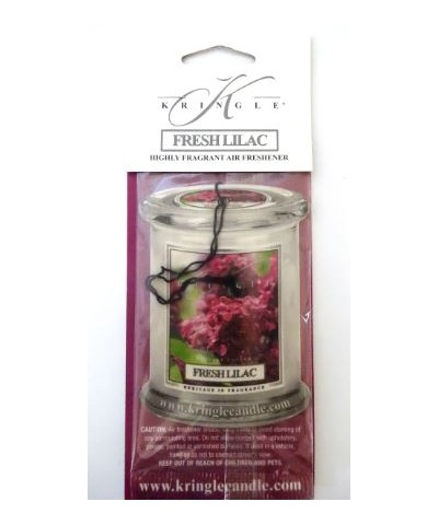 Fresh Lilac - Świeży Bez (Zapach Do Samochodu)
