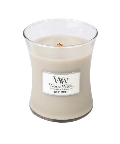 Wood Smoke - Palone Drewno (Świeca Średnia Core)