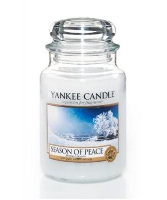 Yankee Candle - Season of Peace - Sezon Pokoju - Świeca Zapachowa Duża