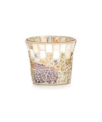 Gold and Pearl Mosaic (Świecznik na Votive)