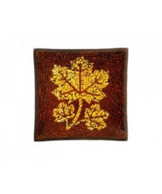 Leaf Mosaic (Duża Podstawka Pod Świecę)