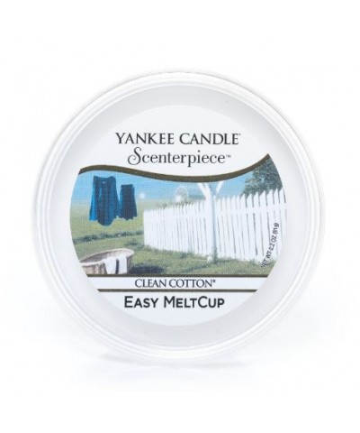 Clean Cotton - Czysta Bawełna (Melt Cup Scenterpiece)