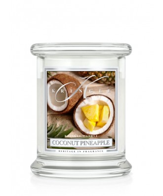 Coconut Pineapple - Kokos i Ananas (Mała Świeca)
