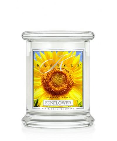 Sunflower Sunrise - Słonecznikowy Wschód Słońca (Mała Świeca)