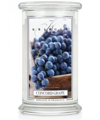 Concord Grape - Winogrona Concord (Świeca Duża 2 Knoty)