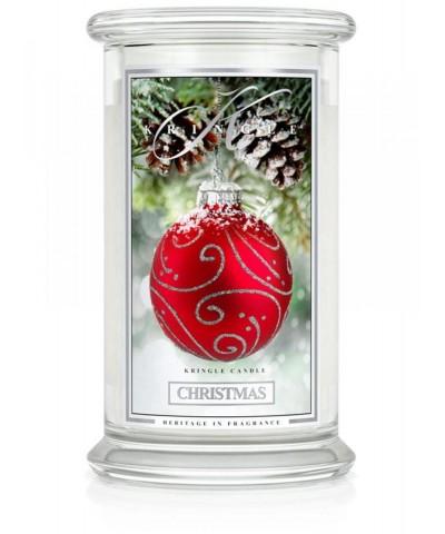 Christmas - Boże Narodzenie (Świeca Duża 2 Knoty)