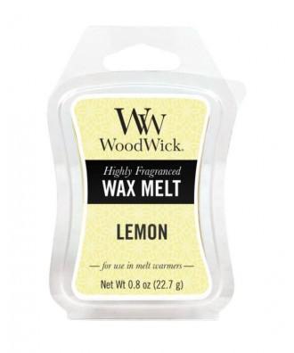 Woodwick - Wosk Zapachowy - Lemon - Cytryna