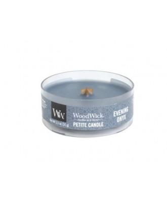 Woodwick - Petite Candles - Evening Onyx - Wieczorny Onyks