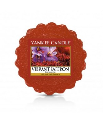 Yankee Candle - Wosk Zapachowy - Vibrant Saffron - Wibrujący Szafran