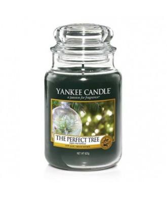 Yankee Candle -  Świeca Duża - The Perfect Tree - Perfekcyjna Choinka