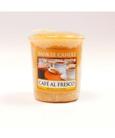 Yankee Candle - Votive - Cafe al Fresco - Kawiarnia na Świeżym Powietrzu