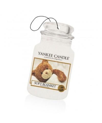 Car Jar - Yankee Candle - Soft Blanket - Miękki Kocyk