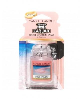 Yankee Candle - Car Jar Ultimate - Pink Sands - Różowe Piaski