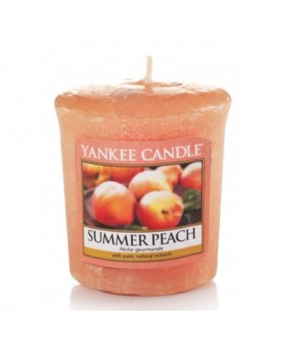 Yankee Candle - Votive - Summer Peach - Letnie Brzoskwinie