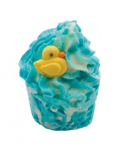Bomb Cosmetics - Maślana Babeczka do Kąpieli - Duck'n'Dive - Kaczka