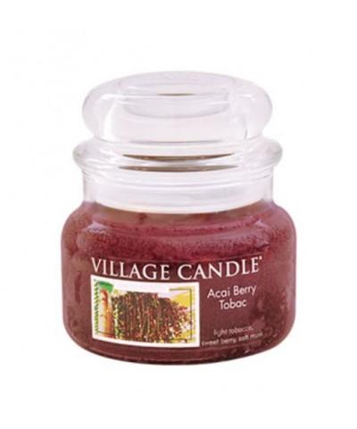 Village Candle - Świeca Mała - Acai Berry Tobac