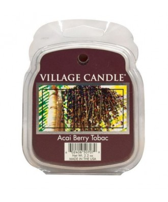 Village Candle - Wosk Zapachowy - Acai Berry Tobac