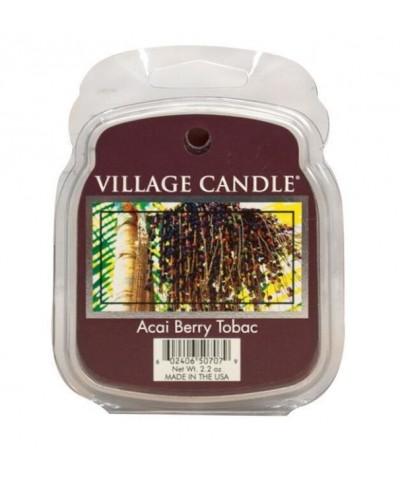 Village Candle - Wosk Zapachowy - Acai Berry Tobac