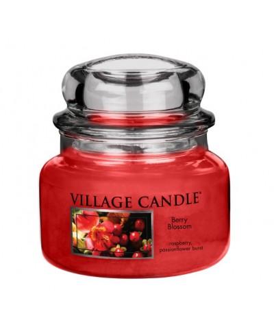 Village Candle - Świeca Mała - Berry Blossom