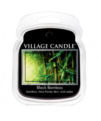 Village Candle - Wosk Zapachowy - Black Bamboo - Czarny Bambus