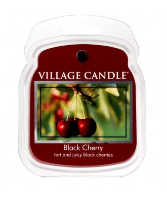 Village Candle - Wosk Zapachowy - Black Cherry - Słodka Wiśnia