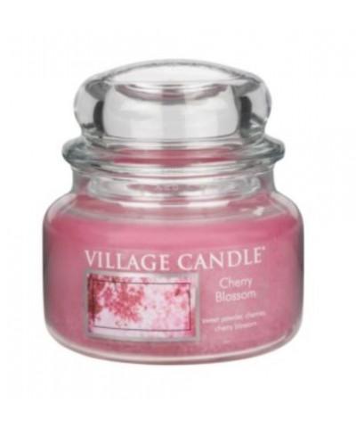 Village Candle - Świeca Mała - Cherry Blossom - Kwitnąca Wiśnia