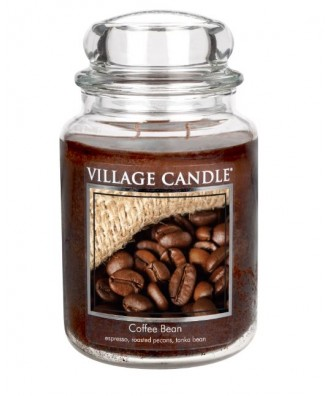 Village Candle - Świeca Duża - Coffee Bean - Ziarna Kawy
