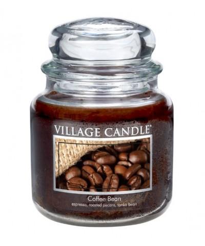 Village Candle - Świeca Średnia - Coffee Bean - Ziarna Kawy