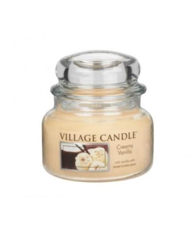 Village Candle - Świeca Mała - Creamy Vanilla - Kremowa Wanilia