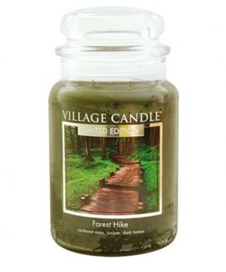 Village Candle - Świeca Duża - Forest Hike - Wspinaczka w Lesie
