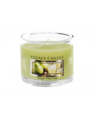 Village Candle - Glass Votive - Ginger Pear Fizz - Musująca Gruszka z Imbirem