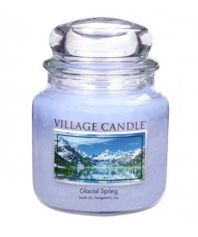 Village Candle - Świeca Średnia - Glacial Spring - Wiosna na Lodowcu