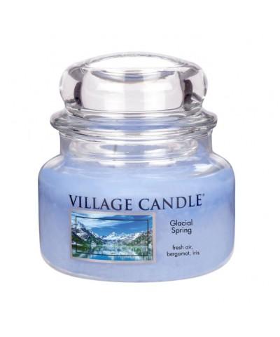 Village Candle - Świeca Mała - Glacial Spring - Wiosna na Lodowcu