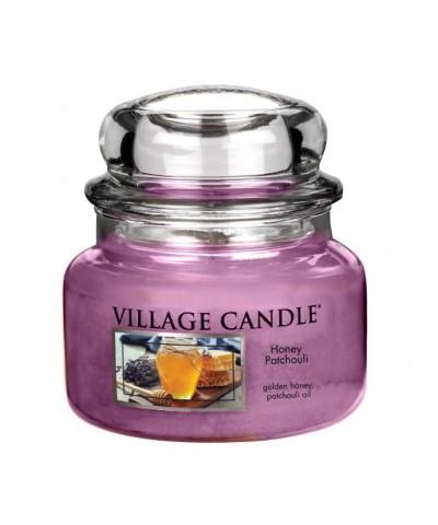 Village Candle - Świeca Mała - Honey Patchouli - Miód i Paczula