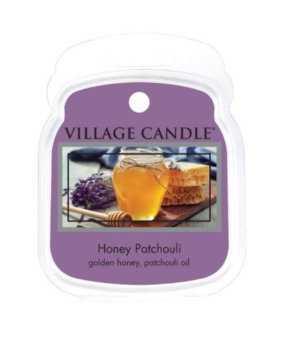 Village Candle - Wosk Zapachowy - Honey Patchouli - Miód i Paczula