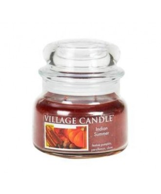 Village Candle - Świeca Mała - Indian Summer - Babie Lato
