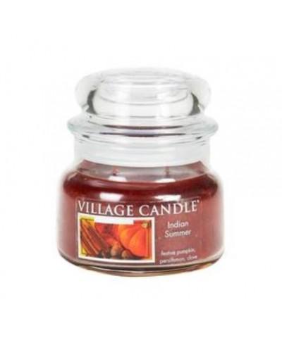Village Candle - Świeca Mała - Indian Summer - Babie Lato