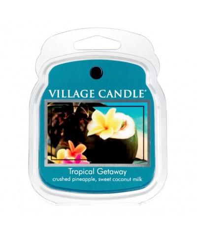 Village Candle - Wosk Zapachowy - Tropical Gateway - Ucieczka w Tropiki