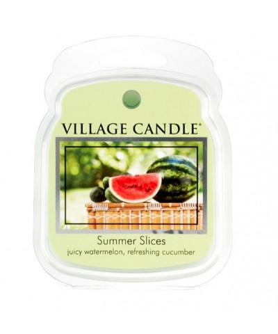 Village Candle - Wosk Zapachowy - Summer Slices - Letnie Plastry Owoców