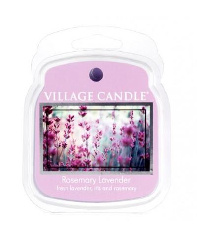 Village Candle - Wosk Zapachowy - Rosemary Lavender - Lawenda i Rozmaryn