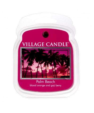 Village Candel - Wosk Zapachowy - Palm Beach - Palmowa Plaża