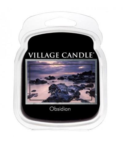 Village Candel - Wosk Zapachowy - Obsidian