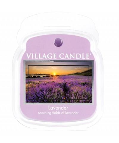 Village Candel - Wosk Zapachowy - Lavender - Lawenda