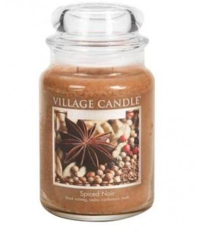 Village Candle - Świeca Duża - Spiced Noir